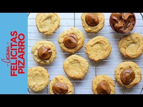 Cookies Manteca de Maní (3 ingredientes!!) | Felicitas Pizarro