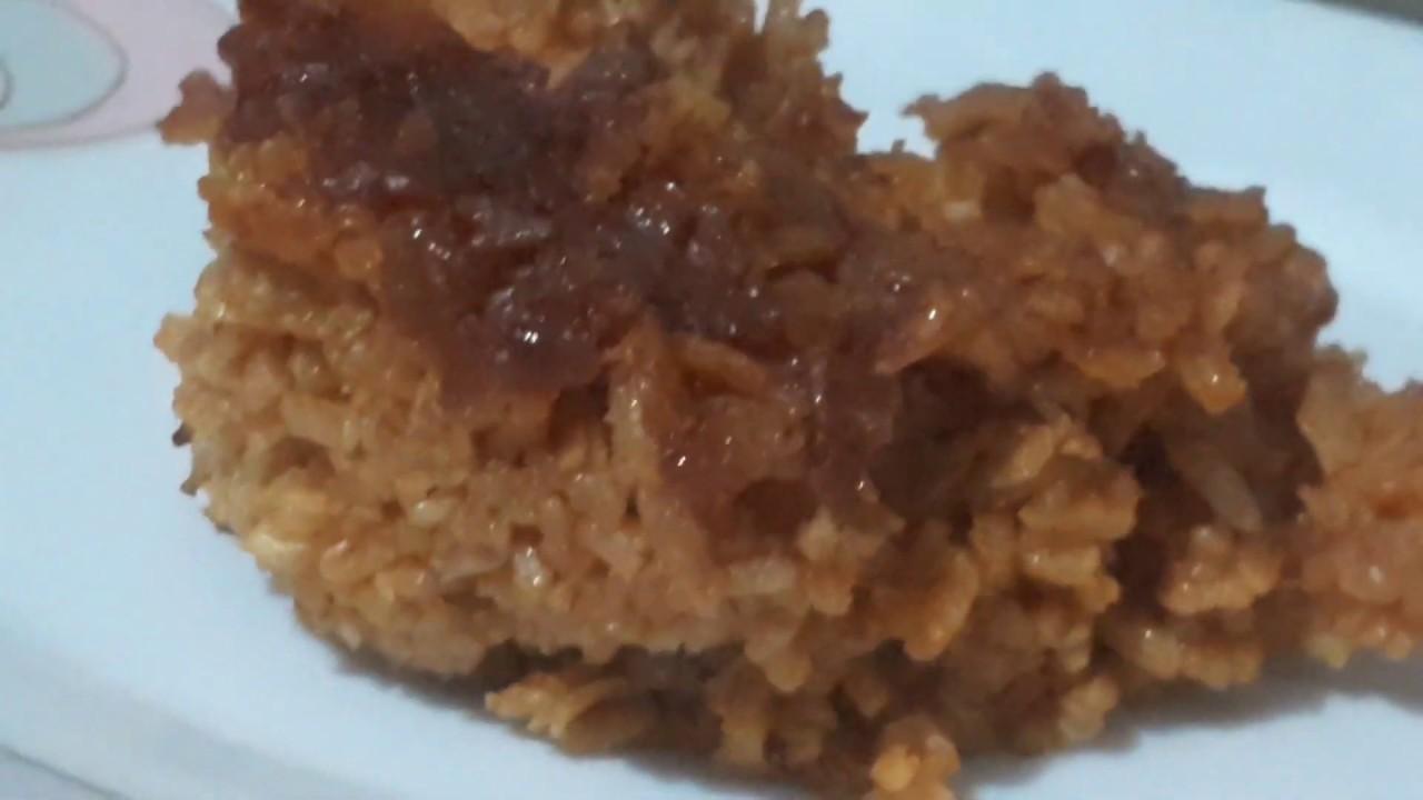 Photo of طريقة عمل تورتة الأرز بالصلصة أتحدى حد عمله ابل كده مع السمك المقلى – ايفون