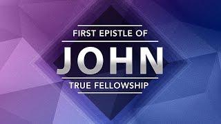 1 John 1 1 4 The Reality Of Jesus