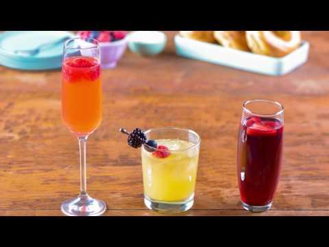 Mocktails 3 Ways