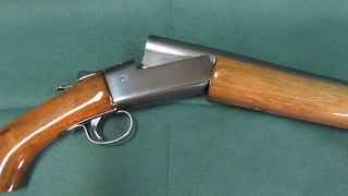 Model 37 Winchester after complete restoration