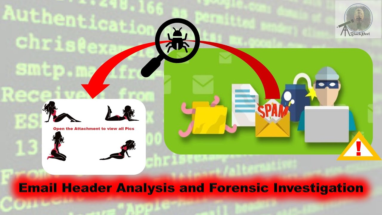Email Header Analysis And Digital Forensics Youtube