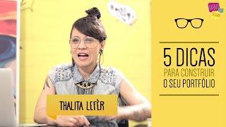 5 dicas para construir seu portfólio - Amarelo Criativo | S02-E16