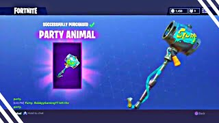 SLURP JUICE PICKAXE! Fortnite ITEM SHOP May 1 2018! NEW Featured items and Daily items!