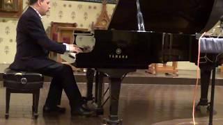 Michael Bulychev-Okser, Piano. Sergei Rachmaninov: Preludes Op. 3 No. 2 & Op. 32, No. 12.