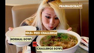 12lb Pho Challenge   Pho Xpress   Corona   ft.Kevin Ross   RainaisCrazy