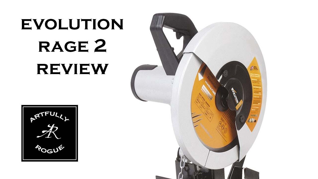 Evolution Rage 2 Lowes