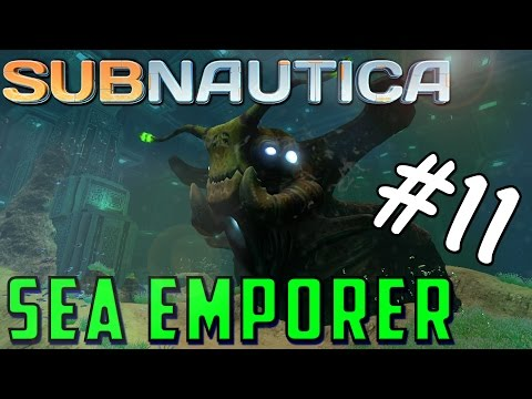 THE SEA EMPEROR IS HUGE!! | PRIMARY CONTAINMENT FACILITY! | SUBNAUTICA SURVIVAL GAMEPLAY  | S2 EP11