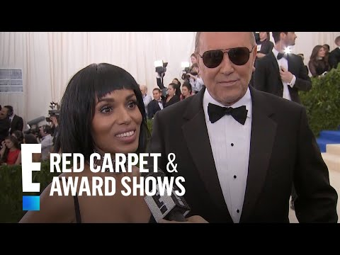 "Kerry Washington Feels ""So Blessed"" at 2017 Met Gala 