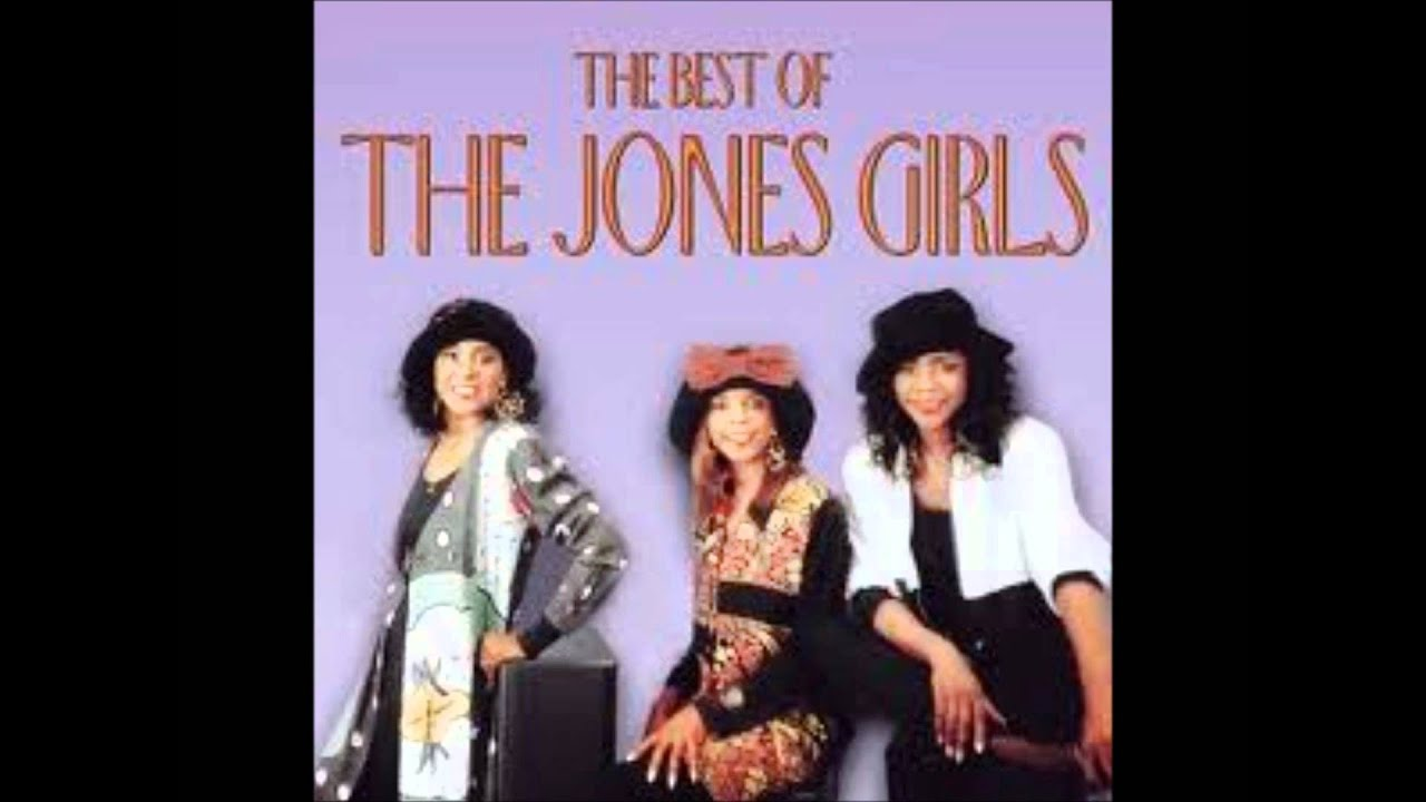 The Jones Girls - Nights Over Egypt / This Feeling's Killing Me