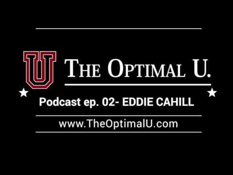 The Optimal U Podcast  Eddie Cahill
