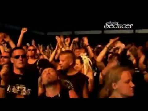 Anne Clark - Our Darkness Live at Mera Luna Festival 2007.flv