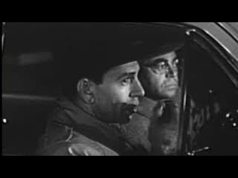 Dragnet 1950s TV Series The Big Lamp