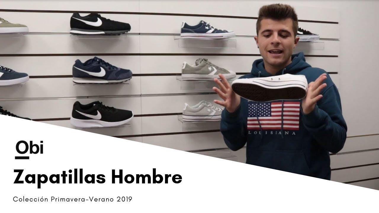 zapatillas hombre verano vans