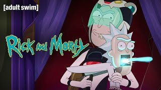 Welcome to the Smith Family   Rick and Morty   adult swim