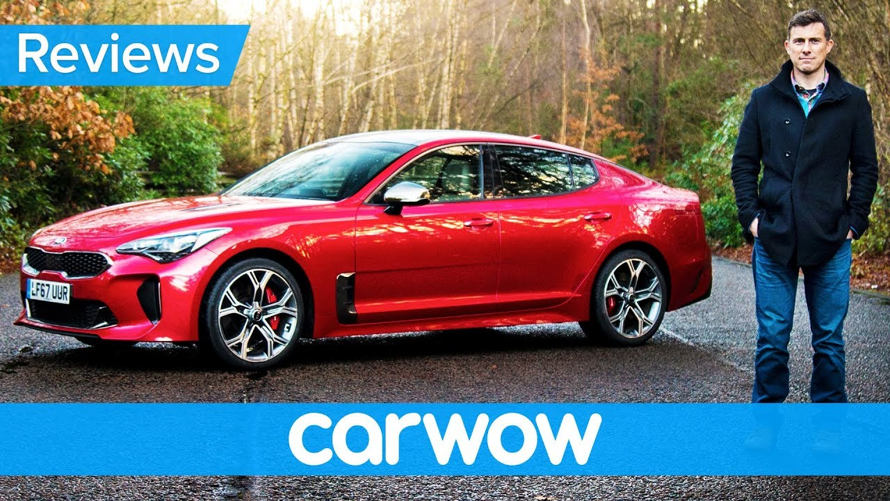 Kia Stinger 2018 in-depth review - better than a BMW or Audi? | Mat Watson Reviews - Dauer: 12 Minuten
