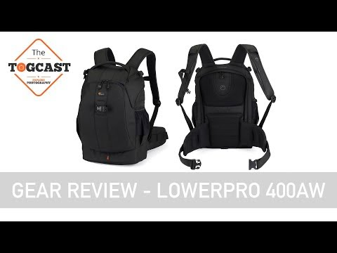 LowePro 400AW Flipside Review by The Togcast