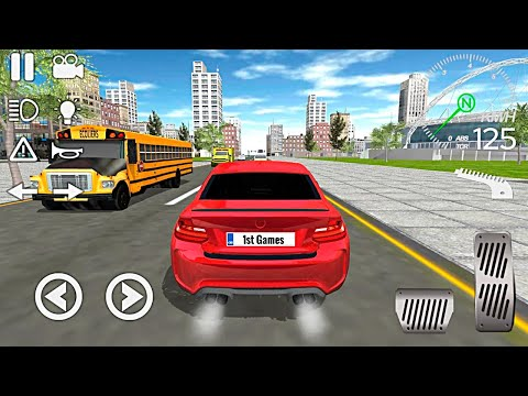 M5 Modified Sport Car Game - Gameplay Android, iOS - 동영상