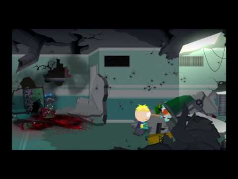 TheMexicanGinger's Live PS4 Broadcast: South Park - The Stick of Truth