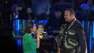 Angela Aguilar y Pepe Aguilar Fue Un Placer Conocerte Juan G...
