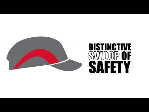 DISTINCTIVE SWOOP OF SAFETY