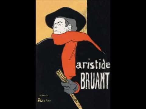 Aristide Bruant - Ah! Les salauds! (avec paroles)