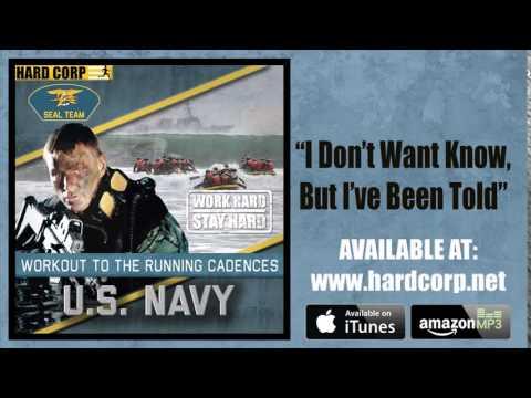 I Don't Know But I've Been Told - U.S. Navy SEALs