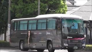 安室奈美恵 ラッピングバス 両面 西鉄バス