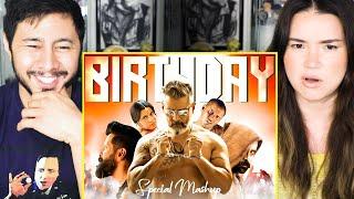 CHIYAAN VIKRAM Birthday Special Mashup 2020 | Pranav Sri Prasad | Reaction | Jaby Koay