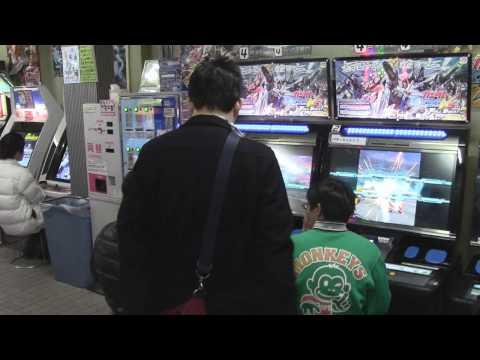 One Japan #118 Gundam Extreme vs in Okayama 日本全国電車でゴー! ガンダムVS
