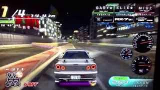 Maximum Tune 4 Osaka Versus Race