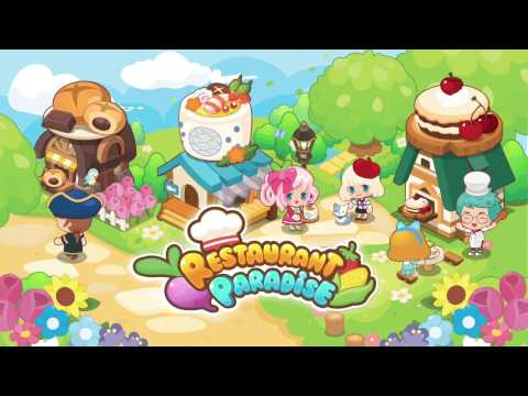 Restaurant Paradise For iOS/Android Official Trailer