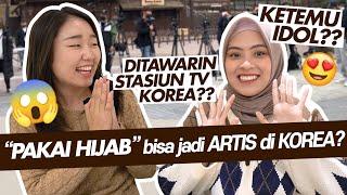 Download ❗PAKE HIJAB❗KERJA BARENG TV KOREA??🤔 DIPERLAKUKAN GIMANA YA??😱😱 (feat. BIANCA KARTIKA) #TOKTOK
