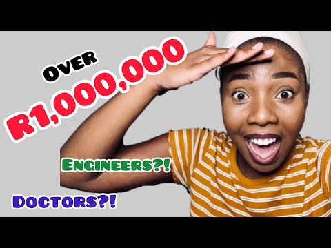 10 TOP PAYING JOBS IN SOUTH AFRICA going into 2021 and HOW MUCH THEY PAY: you will not believe this!