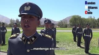 Escuela de Suboficiales del Ejército. Ceremonia de Entrega del Yatagan 2018. thumbnail
