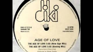 Age Of Love - The Age Of Love (New Age Mix)