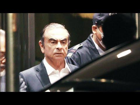 Japão e Turquia investigam fuga de Carlos Ghosn para o Líbano