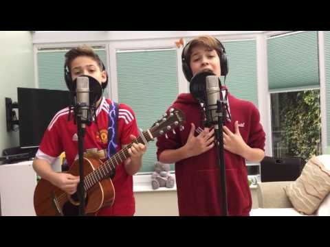 I Will Wait - Mumford & Sons (Max & Harvey Cover)