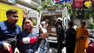 Trại Hòm - Mai Táng Vạn Phước - ĐT: 0908699666 - Lễ đón quan tài từ Mỹ về 15/06/2019