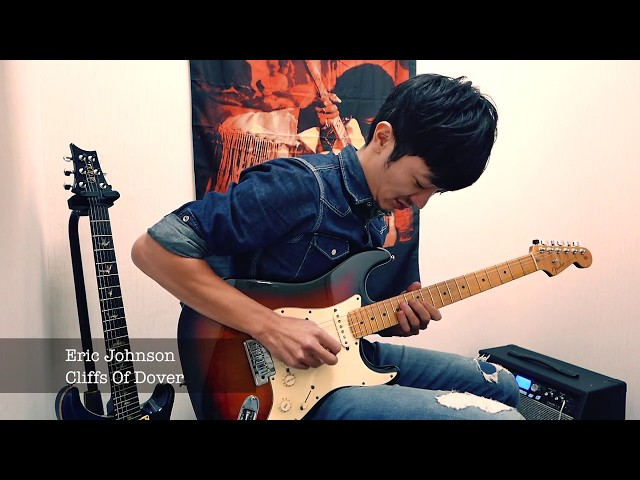 Eric Jonhson - Cliffs of Dover (Cover)