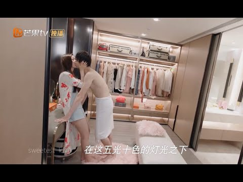 Attention: A man wearing just bath towel is very dangerous💕/[ENG SUB]Love The Way You Are(2019) FMV2