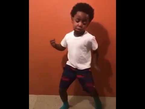 O.T Genesis Son dances to his song, A must see