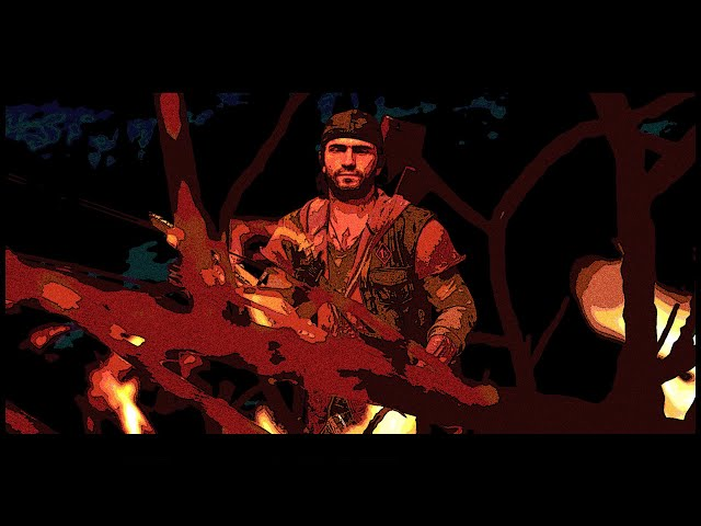 Days Gone Guy is a Terrible Person