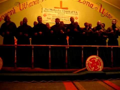 Download St Thomas YMG choir....Ho fedile ke lehlohonolo