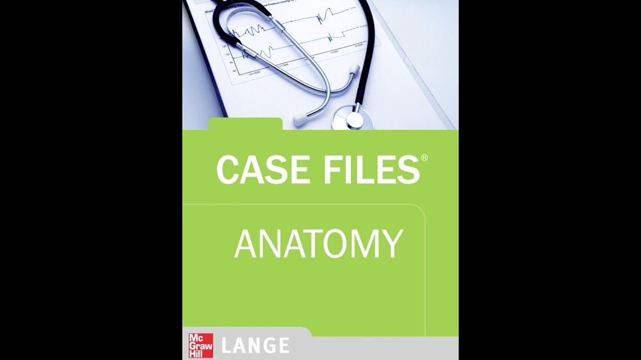 Nbme Shelf Exam Case Files Series App Anatomy Youtube