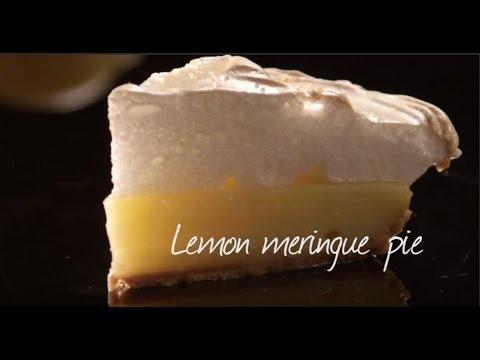 How to make lemon meringue pie | Video recipe