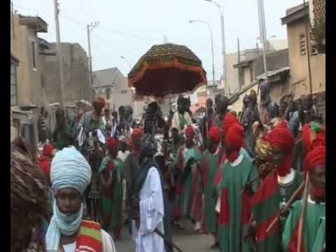 Two-Day Tour of the Emir of Kano to the Oba of Lagos and Oba of Ijebu Land