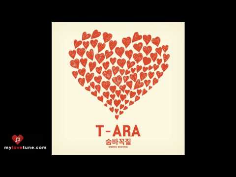 T-ARA (티아라) - Hide & Seek (숨바꼭질) [T-ARA WINTER] [MP3+DL]