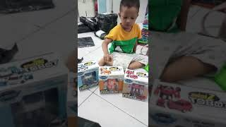 Mainan mini tobot x. Z. Zero beli di shopee