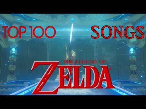 TOP 100 The Legend of Zelda Songs of All Time
